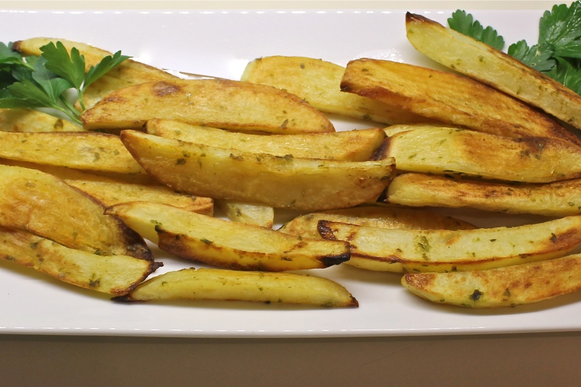 Crispy Potatoes