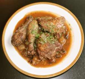 Coq Au Vin (Low Carb)