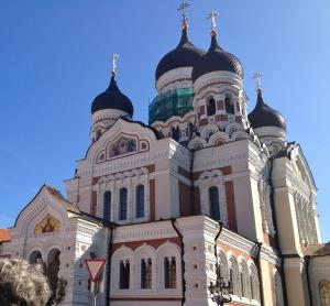 Church in Tallinn