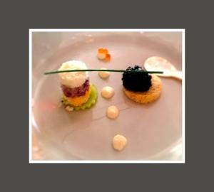 Caviar night