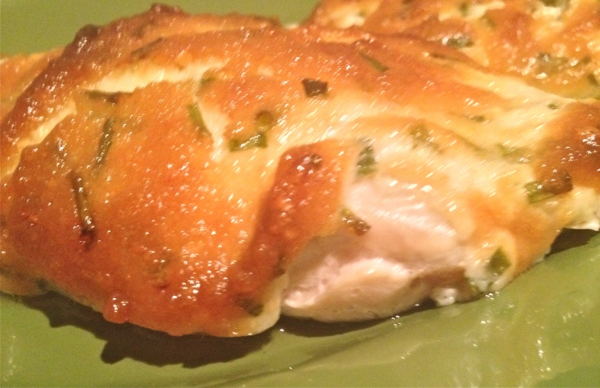 Lo Carb Parmesan Chicken