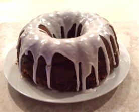 Cinnamon Streusel Bundt Cake