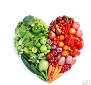Love my veggies.  Photo from Art.com
