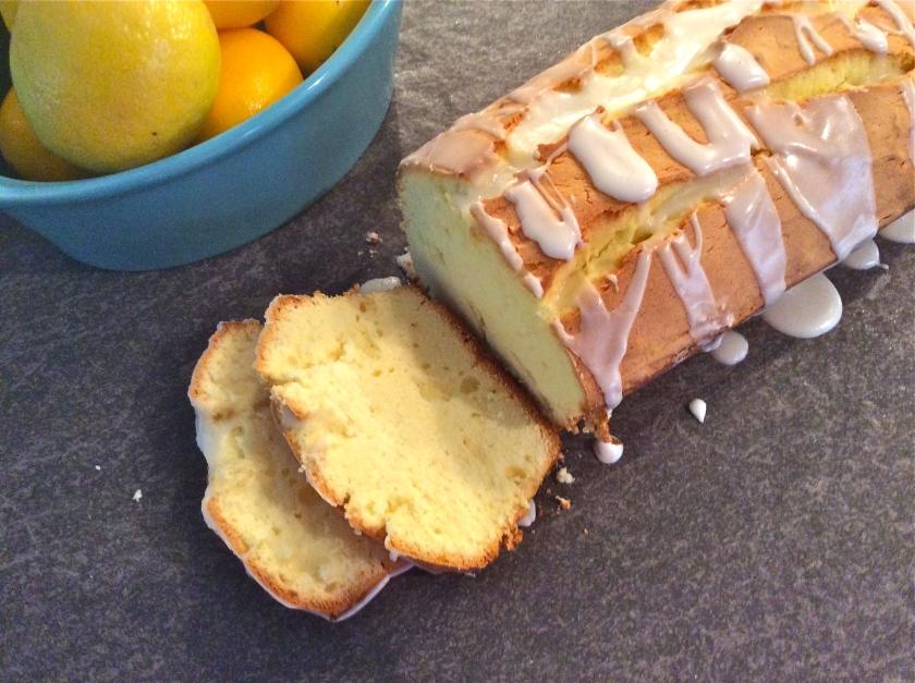 Sweet Lemon Loaf